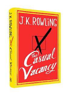 JK Rowling's Casual Vacancy published today