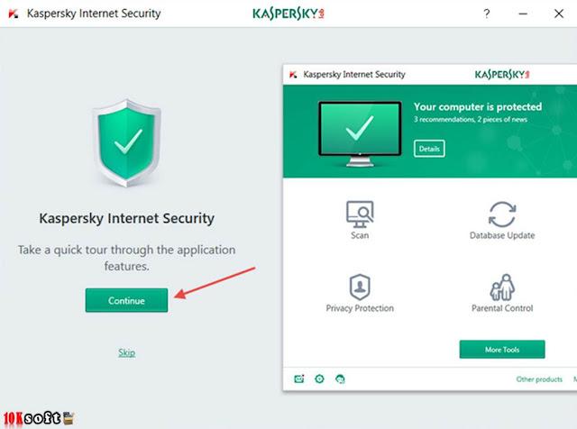 Kaspersky Internet Security 2017 Direct Download Link