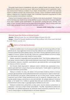 12. Sınıf Türk Dili ve Edebiyatı Dersdestek Yayınları Sayfa 11