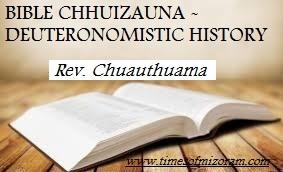 Rev Chuauthuama