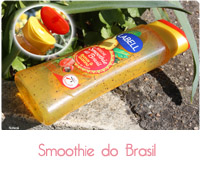 gel douche smoothie do brasil de labell