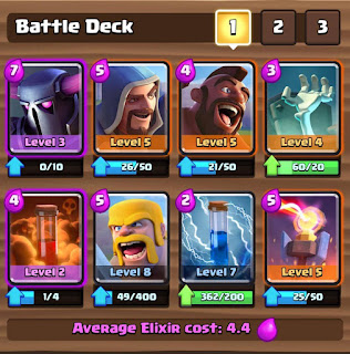 super magical chest, clash royal