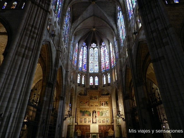 Capilla Mayor, La Catedral de León