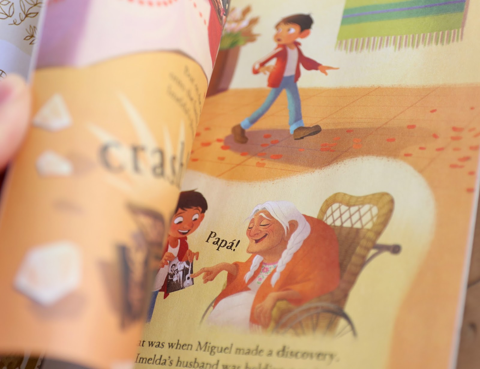 inside coco little golden book