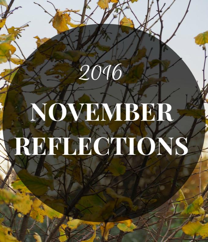 November reflections 2016