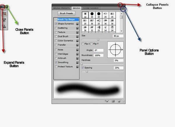 Photoshop Beginners Guide 2→Getting Started With Photoshop