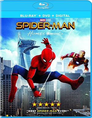Spider-Man Homecoming 2017 WEB-DL 720p 1080p