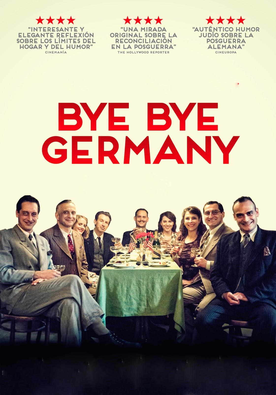 Bye Bye Germany [2017] [DVD9] [PAL] [Castellano]