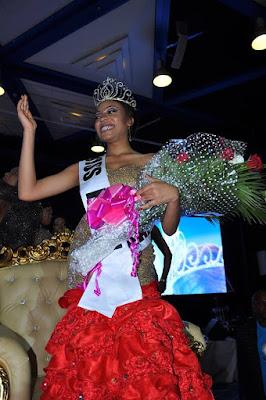 Miss Debbie Douglas - Winner MBGA 2015