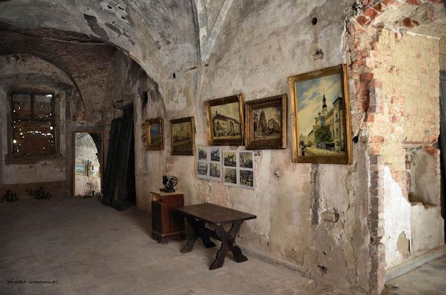 Wystawa obrazów Zygmunta Opolskiego