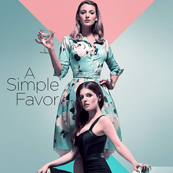 A SIMPLE FAVOUR - 2018 film