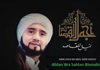 Download Lagu Habib Syech Ahlan Wa Sahlan Binnabi
