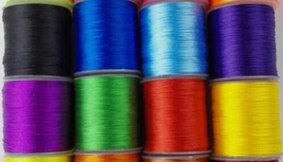 What is sewing thread