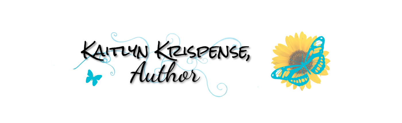Kaitlyn Krispense, Author