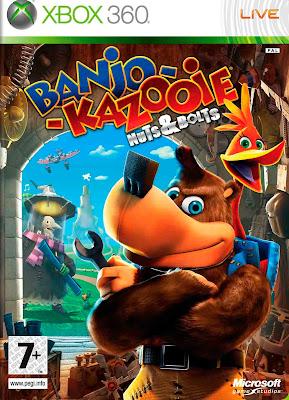 Banjo-Kazooie: Nuts & Bolts (LT 2.0/3.0) Xbox 360 Torrent