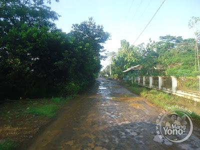 Jalan Cimacan - Kukulu, Desa Balingbing, Pagaden Barat, Subang, Jabar, Indonesia... Merdeka....