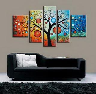 modernos-diseños-flores-pinturas