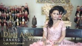 Lirik Lagu Lanang Demenyar – Dian Anic