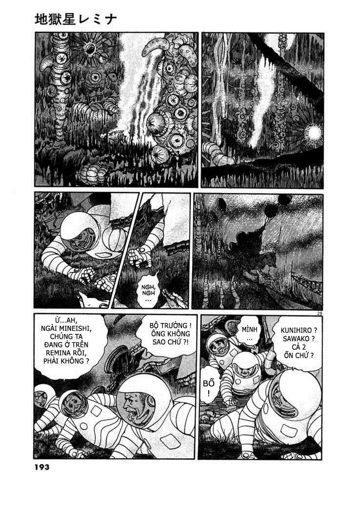 Jigokusei Lemina chap 5 trang 26