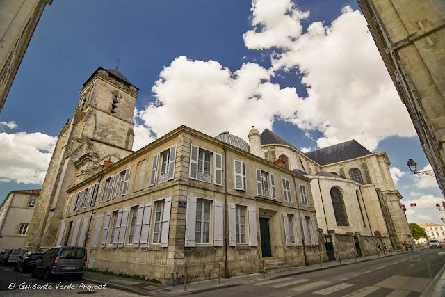 La Rochelle por El Guisante Verde Project
