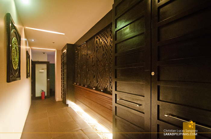 Cocoon Boutique Hotel Quezon City Spa