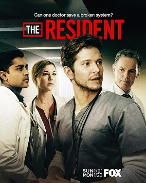 Série The Resident - 1ª Temporada    Torrent Download
