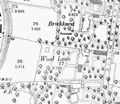 Andrew Simpson: Woodlawn in Didsbury in the summer of 1914