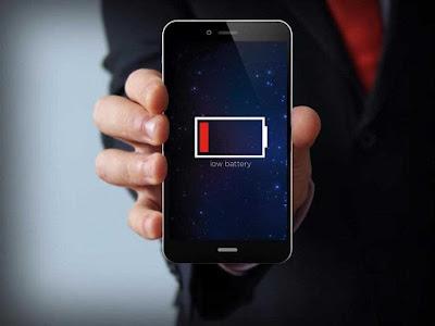 Cara Agar Baterai Android awet dan tahan Lama