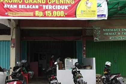 Lowongan Ayam Belacan Terciduk by NR Pekanbaru Desember 2018