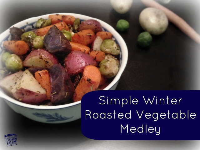 LifeOiL Simple Winter Roasted Vegetable Medley #shop