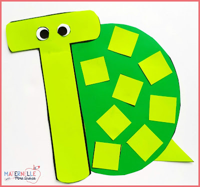 French alphabet crafts for each letter are the PERFECT way to help your students learn their anchor words! Check out this blog post to find out how, and find more great ideas to help your students learn their mots d'ancrage!