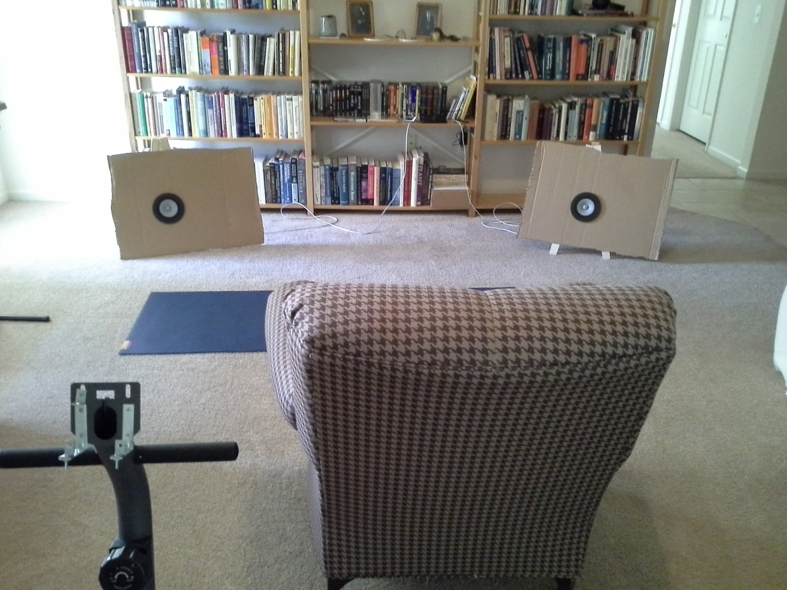How to Build your own Open Baffle Full Range Audiophile