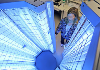 A phototherapy is one of the advanced medical approach for sun rash pictures