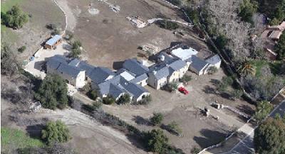 Kim & Kanye Bel-Air Mansion