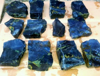 menghilangkan bintik hitam blue opal