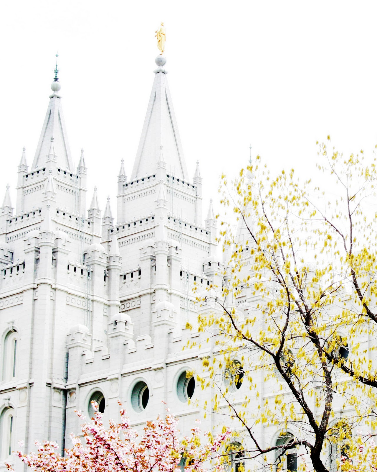 Salt Lake City Spring: Simply In The Craft Room: Free Temple Photos