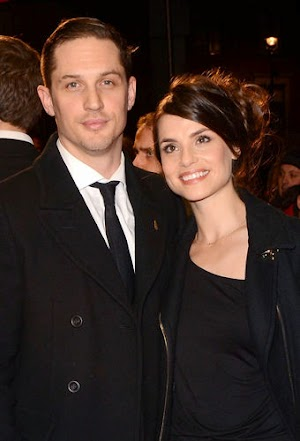 Secretly married? That says to Tom Hardy!