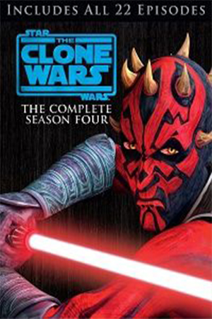 Star Wars: The Clone Wars o Star Wars [Temporada 4] [Mega] [HD]