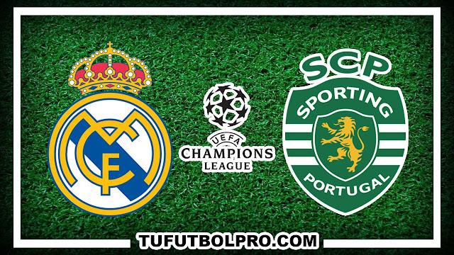 Ver Real Madrid vs Sporting Lisboa EN VIVO Por Internet Hoy 14 de Septiembre 2016