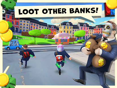Snipers vs Thieves Mod Apk Android