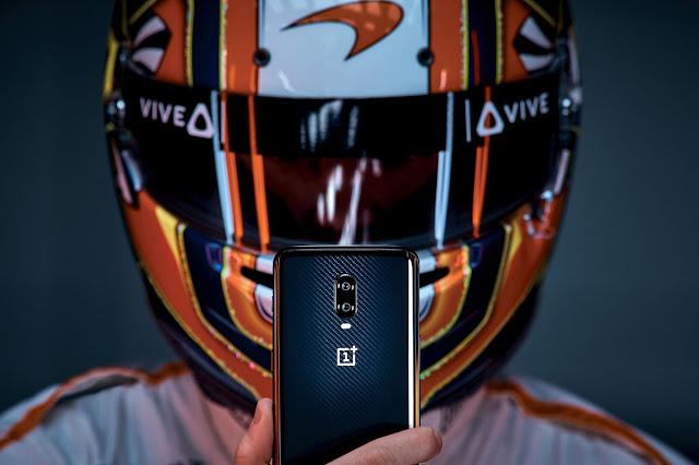 Kecanggihan OnePlus 6T McLarens Edition