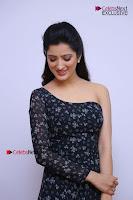 Telugu Actress Richa Panai Stills in One Shoulder Floral Long Dress at Rakshaka Bhatudu Movie Interview  0056.JPG