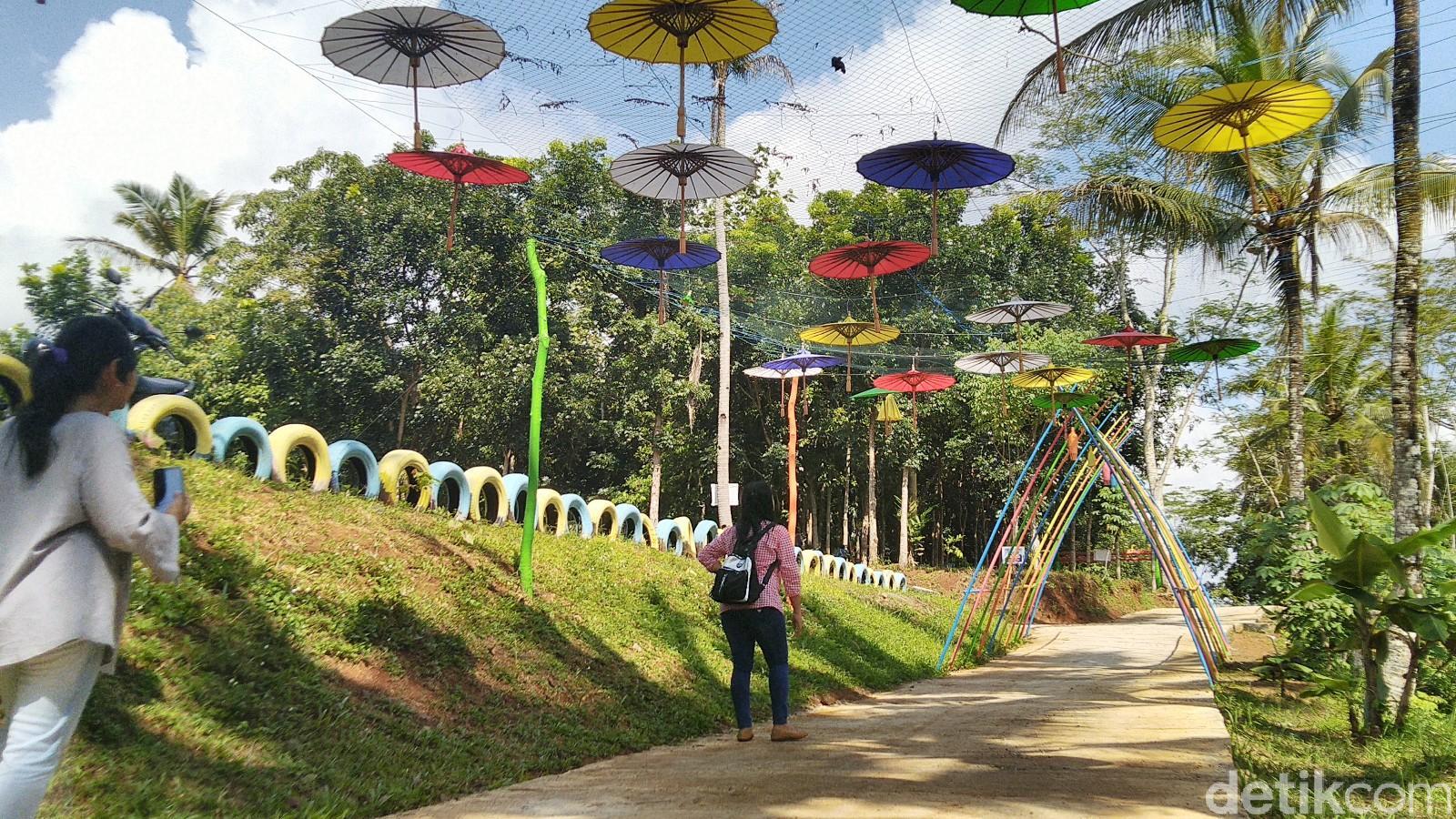 Wisata Keluarga Grand Sayang Kaak Ciamis Topwisata Info