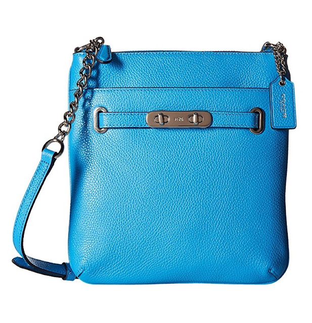 Amazon: COACH Swagger Swingpack only $59 (reg $195) + Free Shipping!