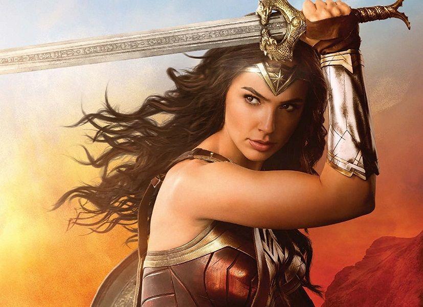 غال غادوت جال جادوت بطلة فيلم المرأة الخارقة سوبرمان باتمان