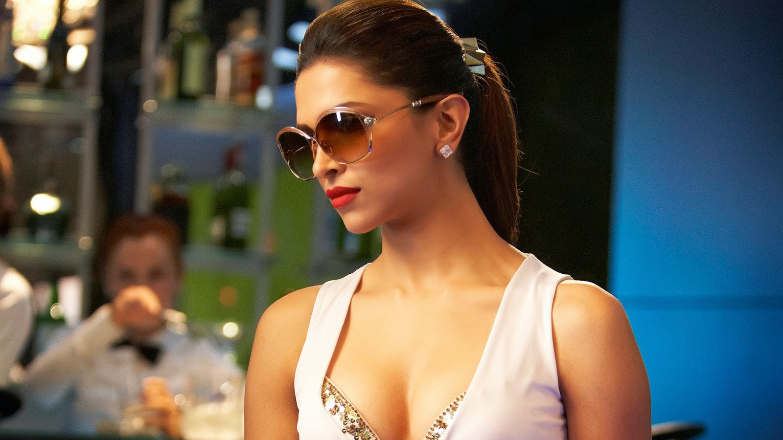 Deepika Padukone Race 2 Movie Photo