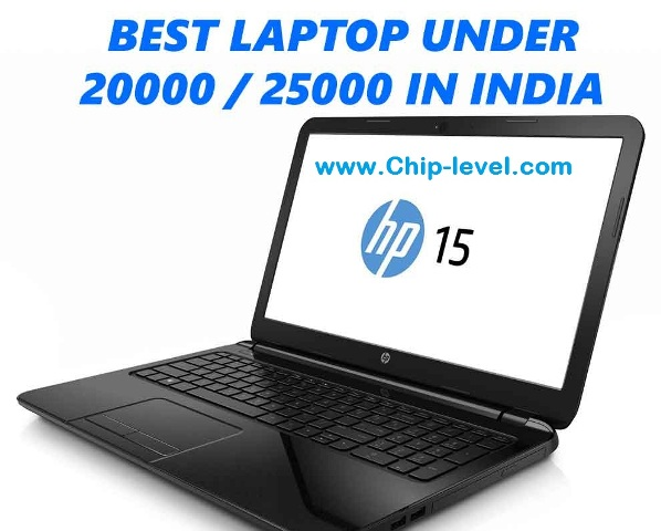 10 best laptops under rs 25000 in india   chip level