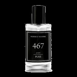 FM 467 PURE fragrâncias masculinas