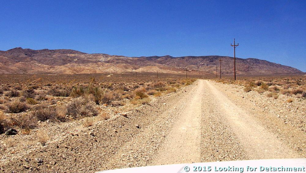 story of Weepah, Esmeralda County, Nevada