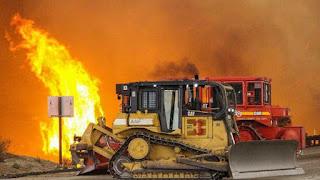 incendios catastróficos en California